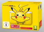 Pikachu Nintendo 3DS